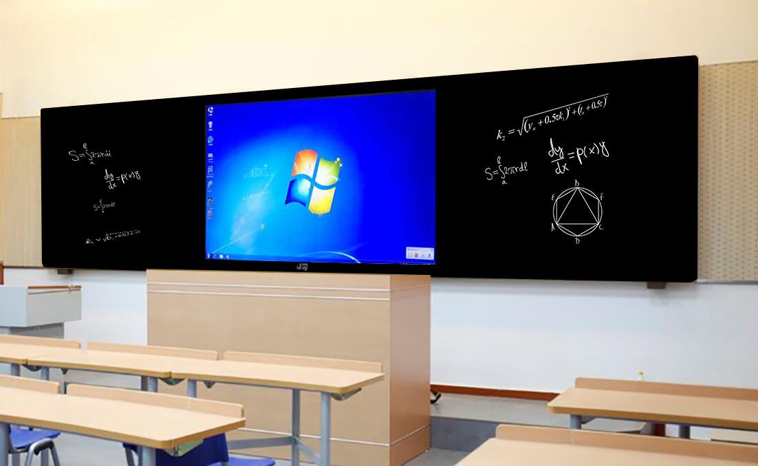 教学设备哪款好?选智慧纳米黑板