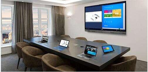 智能会议平板实现高效协作